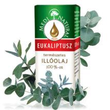 MediNatural Eukaliptusz illóolaj - 10ml
