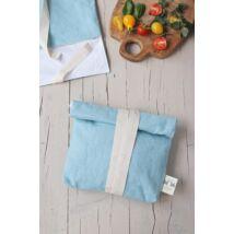 SHAMO frissentartó Péksüteményes zsák - balaton kék