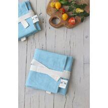 SHAMO kiteríthető szendvicscsomagoló - balaton kék