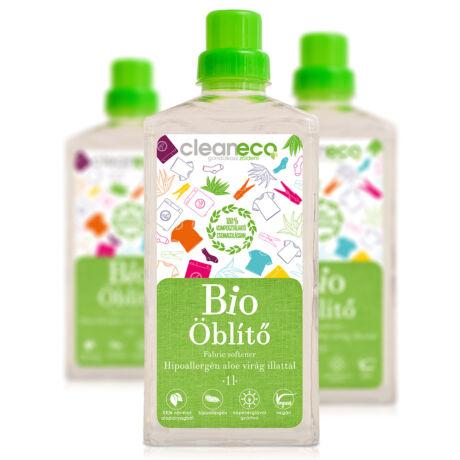 Cleaneco Bio öblítő - Aloe virág