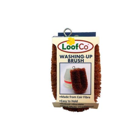LoofCo kókuszrost mosogatókefe