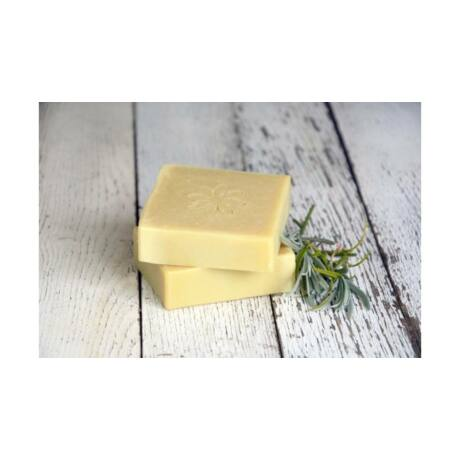 Napvirág natúr szappan - Olíva, kamillával és körömvirággal - 120g