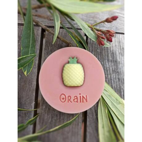 Manu szappan - Ananász-mandarin