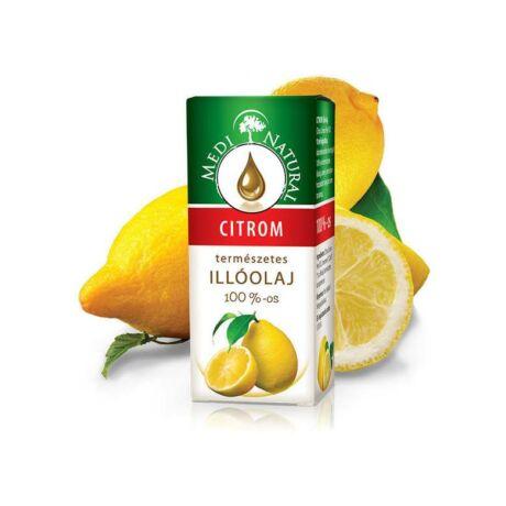 MediNatural Illóolaj - citrom - 10ml