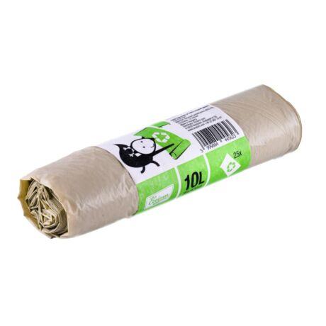 Ecoizm Szemeteszsák - újrahasznosított műanyagból - 10L