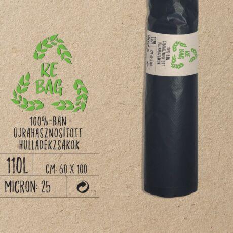 Cleaneco szemetes zsák - 110L - 60x100cm