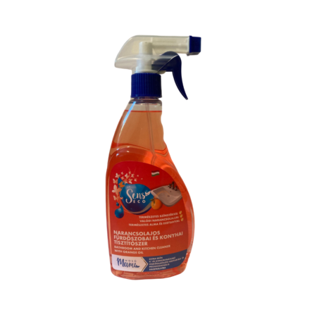 SensEco Narancsos tisztítószer 500ml