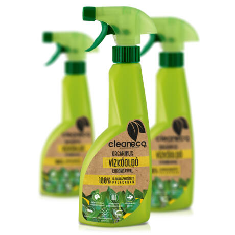 Cleaneco organikus vízkőoldó citromsavval