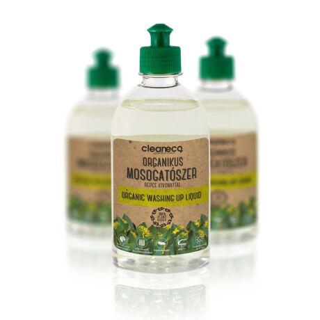 Cleaneco organikus mosogatószer repce kivonattal