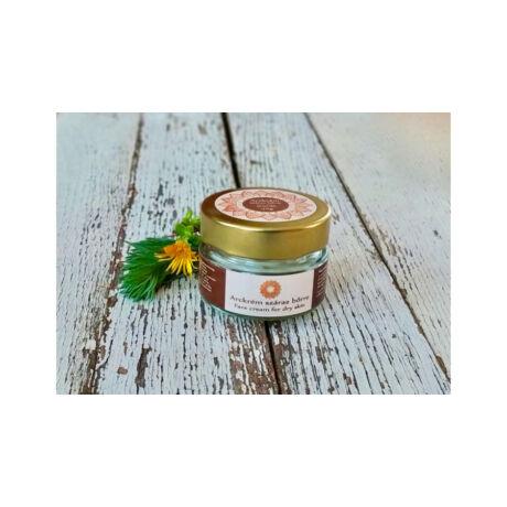 Napvirág arckrém száraz bőrre sárgabarack olajjal, E és B vitaminokkal 40g