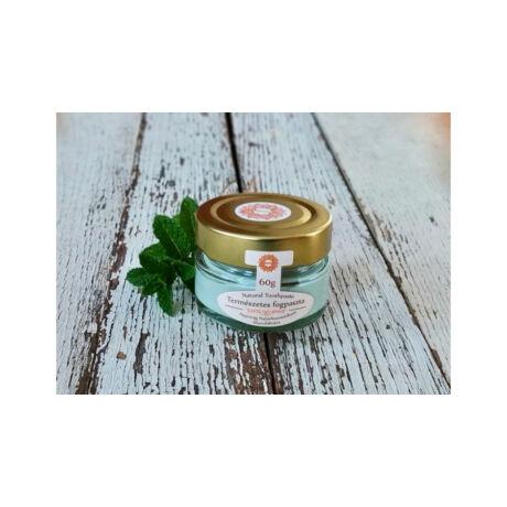 Napvirág természetes fogkrém - Menta