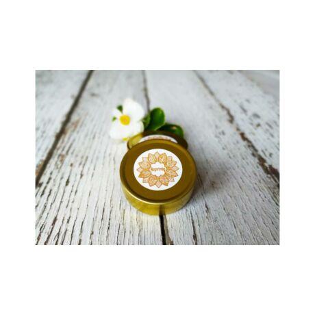 Napvirág Ajakbalzsam extra szűz kókuszolajjal diós-mézes-narancsos - 5g