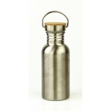 DORAS Retro kulacs Rozsdamentes acél - 500 ml