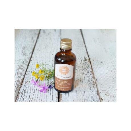 Napvirág pórus összehúzó, keringésjavító, BIO aromavíz Borsmenta 50 ml
